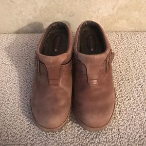 Merrell Luxe Plunge Brindle clog brown 7.5